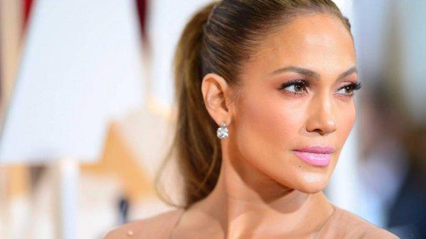 Jennifer Lopez apetrots op haar tweeling