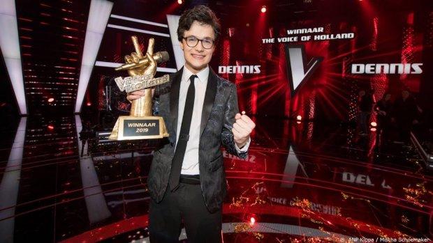 Finale The Voice enorm succes: 2,2 miljoen kijkers