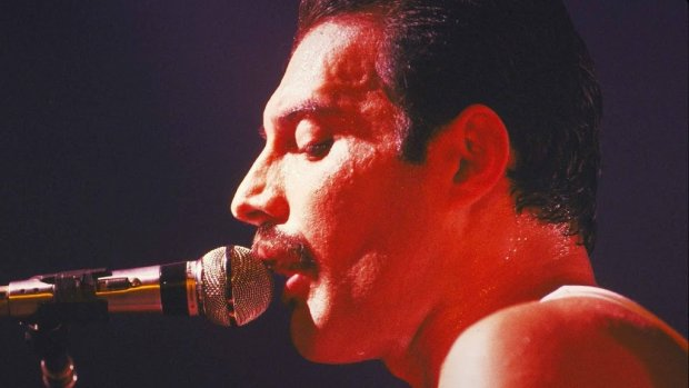 Bohemian Rhapsody dit jaar nummer 1-film van Sky Radio