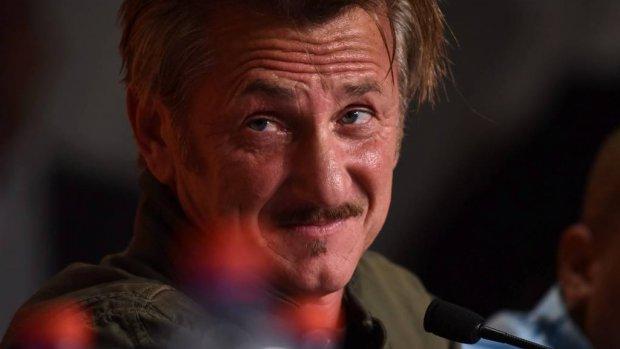 Sean Penn heeft het gehad met acteren
