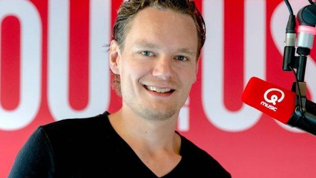 Qmusic-dj Wim van Helden verwacht derde kindje