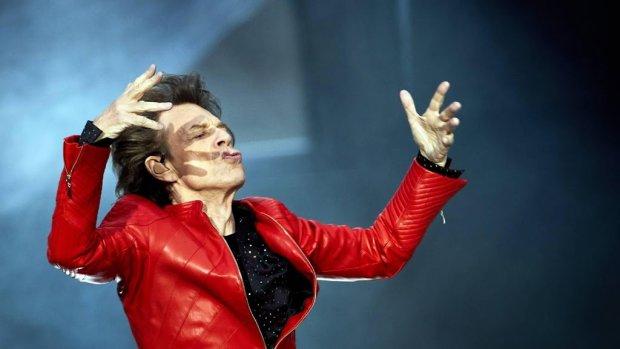 Rollend rotsblok op Mars vernoemd naar Rolling Stones