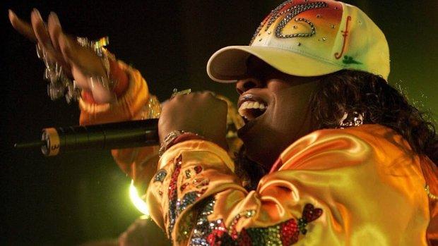 Missy Elliott dropt eindelijk weer een album
