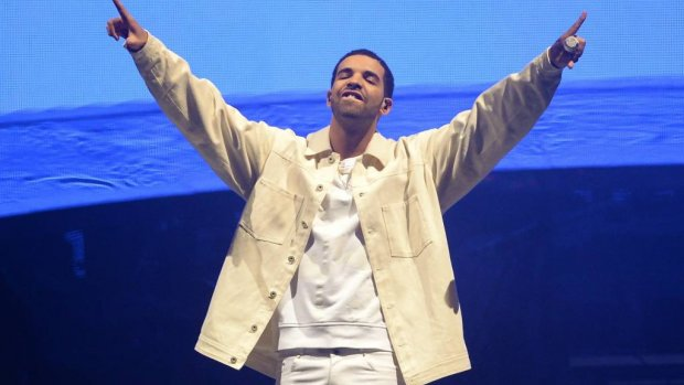 Drake verslaat The Beatles