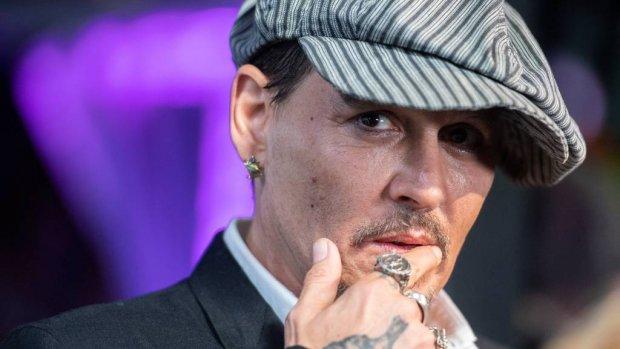 Johnny Depp kruipt in huid van wereldberoemde fotograaf