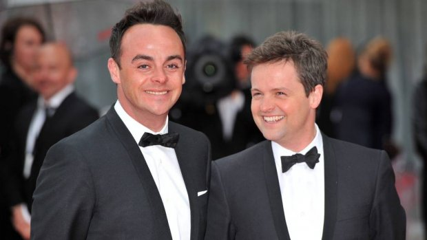 Ant & Dec emotioneel na awardwinst
