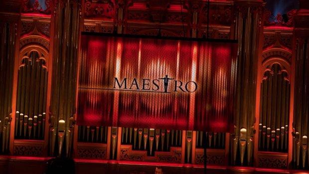 Maestro dit najaar terug op de buis