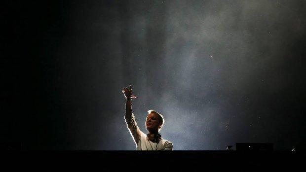Biografie over Avicii onderweg