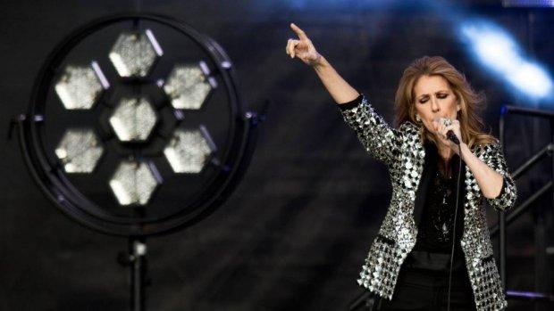 Celine Dion stopt na acht jaar met optredens in Las Vegas