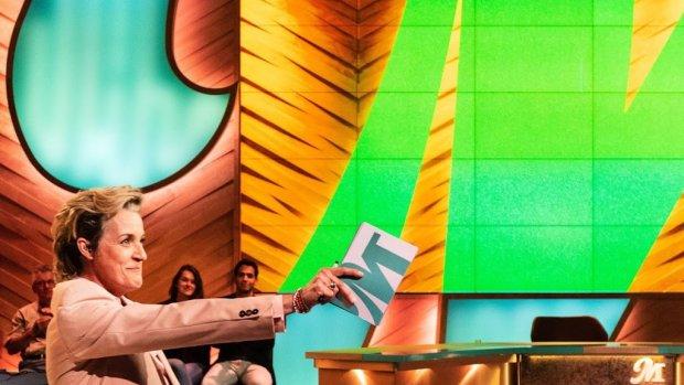 Talkshow Margriet van der Linden vervangt DWDD