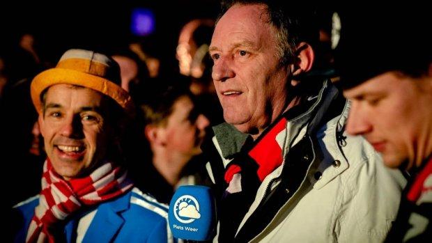 Jan Slagter onderhandelt nog met Piet Paulusma
