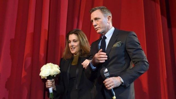 Producent hoopt dat Daniel Craig Bond blijft