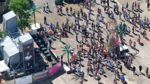Festival Milkshake gaat op de vegetarische tour