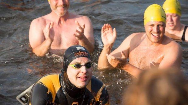 Bijna twee miljoen Nederlanders zien Maarten finishen