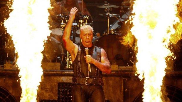 Hitte veroorzaakt geluidsoverlast concert Rammstein