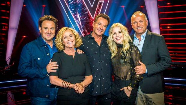 Bijna 1,6 miljoen kijkers voor The Voice Senior
