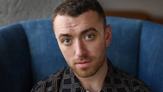 Sam Smith openhartig over zijn break-up
