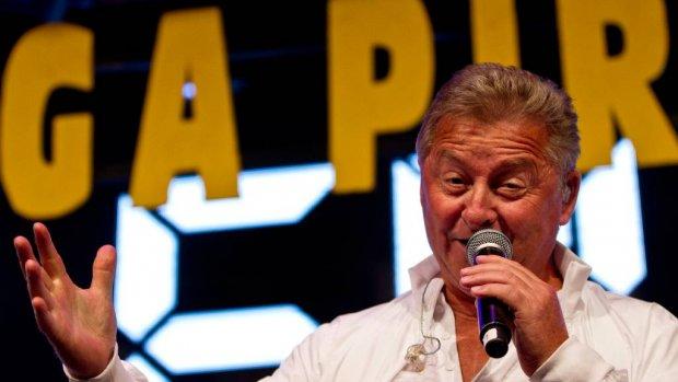 Jan Keizer blijft muziek maken na pensioen