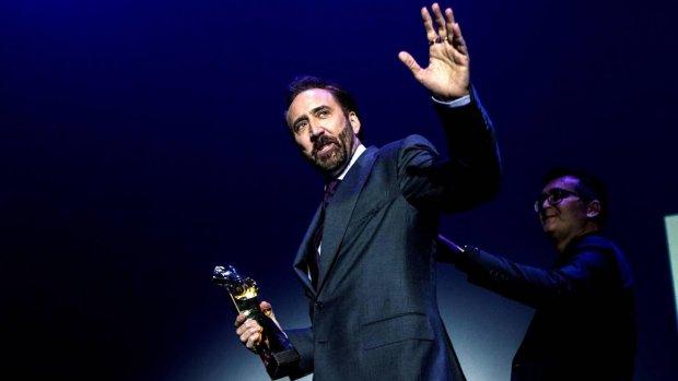 Nicolas Cage voor vierde keer in huwelijksbootje