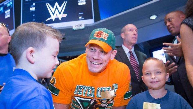 Gebroken hart voor John Cena