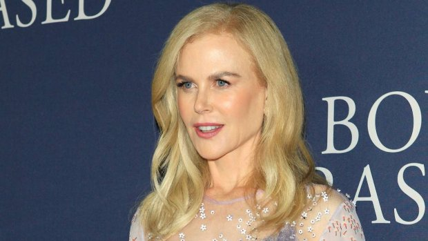 Nicole Kidman opgeschrikt door schietpartij