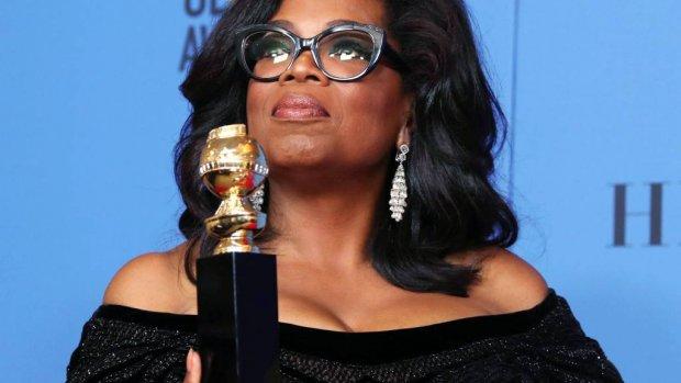 Oprah wacht op teken van God