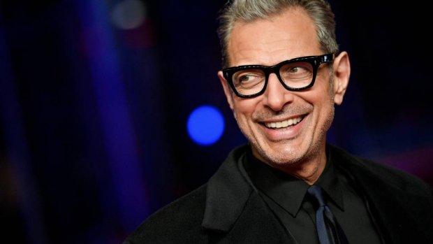 Jeff Goldblum: iedereen denkt dat ik dood ben