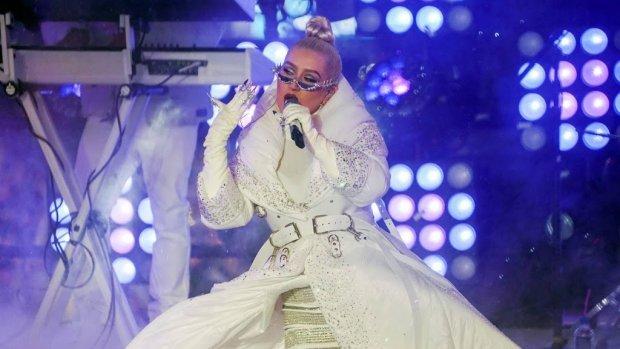 Christina Aguilera krijgt ook residency in Las Vegas