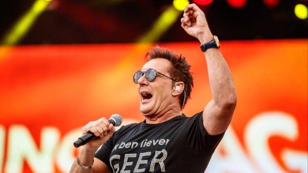 Gerard Joling: 'Wil in topvorm zijn als ik 60 word'