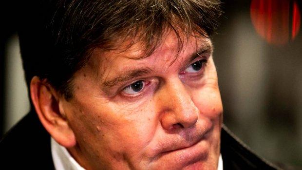 Frank Masmeijer geeft 'zeer beperkte rol' drugssmokkel toe