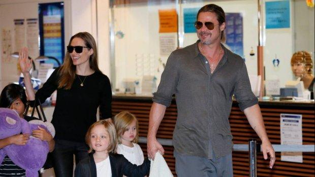 Brad en Angelina zijn het eindelijk eens over kinderen