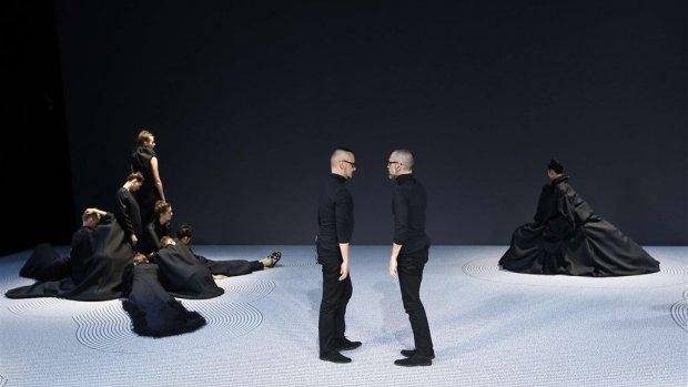 Viktor&Rolf terug naar couture als Zenmasters