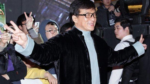 Jackie Chan manager nieuwe K-popband