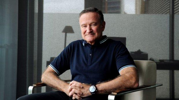 'Dementie Robin Williams leidde tot zelfmoord'