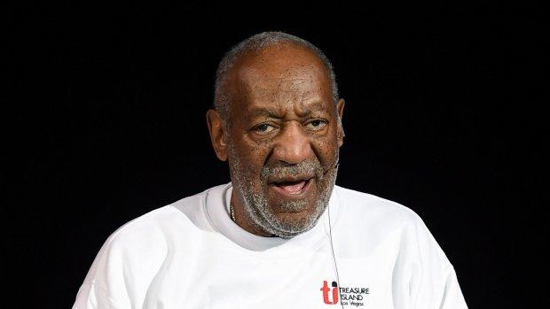 Theatershows van Bill Cosby uitgesteld
