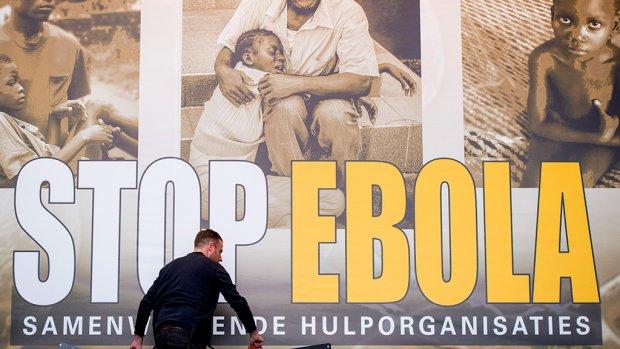 Vandaag staan radio en tv in het teken van ebola