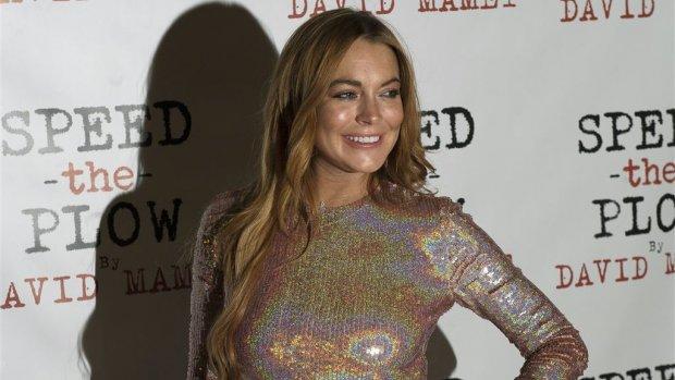 'Lindsay Lohan zingt met Duran Duran'