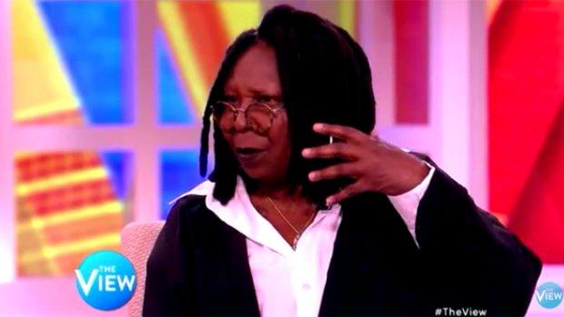 Video: Whoopi Goldberg valt Bill Cosby af