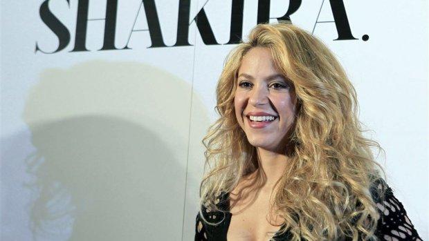 Shakira verrast met gastoptreden