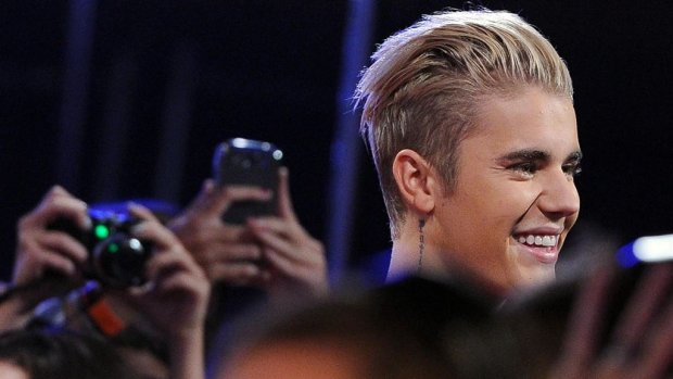 Justin Bieber rouwt om Universal-manager