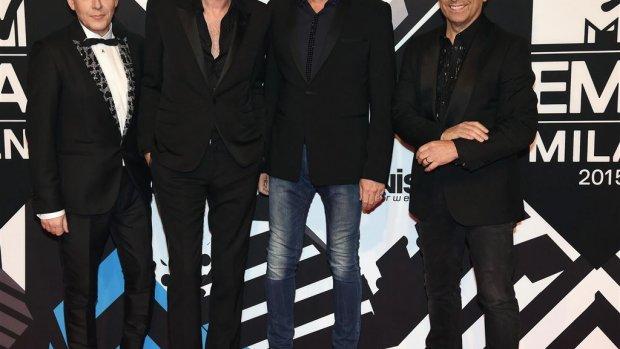 Duran Duran doneert royalties na drama Parijs