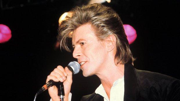 'Geen muziek van Bowie in biopic Stardust'
