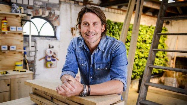 Lodewijk hoekstra heeft nieuwe tv klus te pakken rtl for Rob eigen huis en tuin