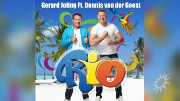 Dennis van der Geest blaast Rio-hit Gerard nieuw leven in