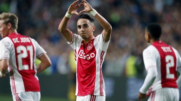 Barcelona-voetballer Dembélé eert Abdelhak Nouri