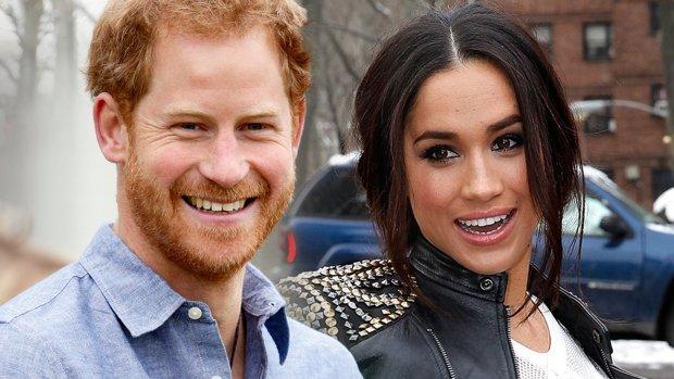 Harry en Meghan 'lappen alle bruiloftsregels aan hun laars'
