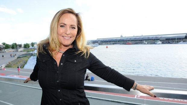 Angela Groothuizen maakt zich geen zorgen over einde tv-loopbaan