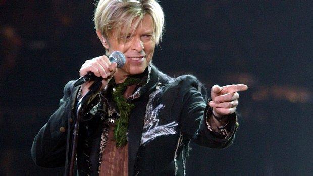 Fruitschaal David Bowie in Groninger Museum