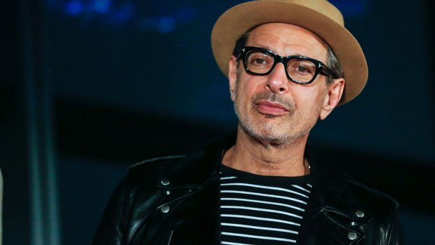 'Jeff Goldblum (64) wordt weer vader'