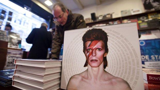 David Bowie-memorabilia onder de hamer